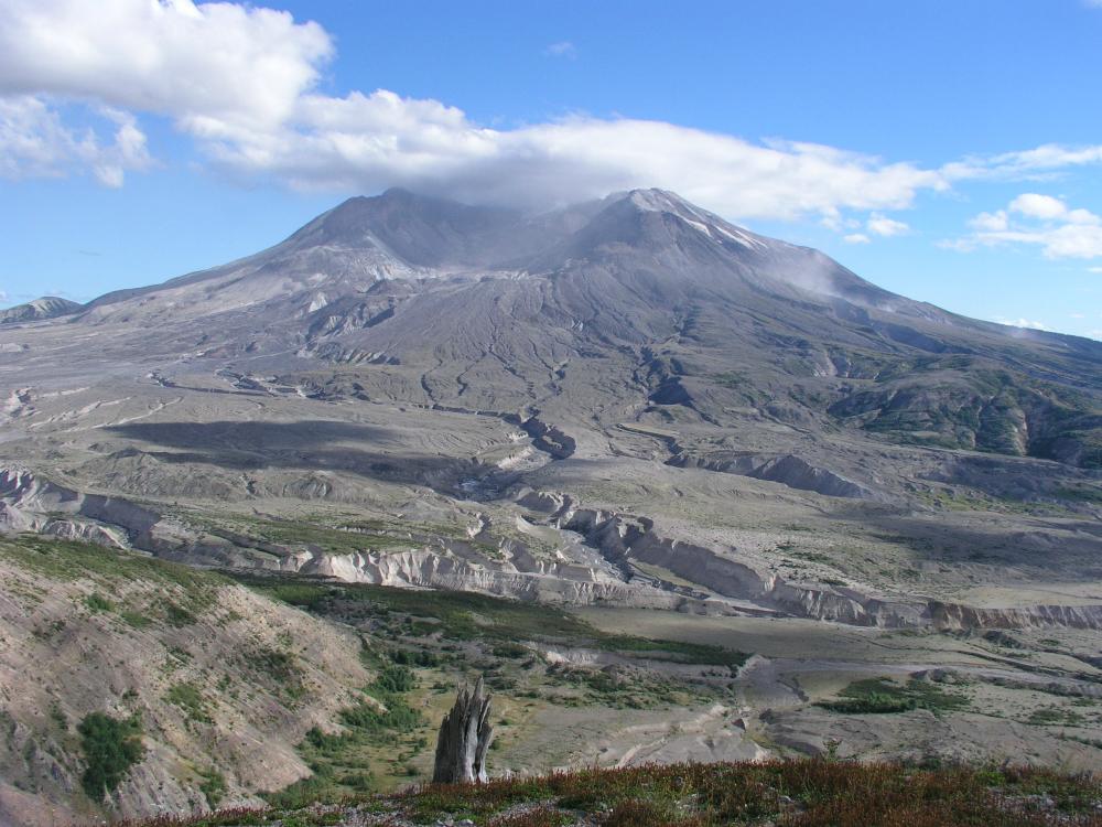 Kiedy wulkan nie śpi
