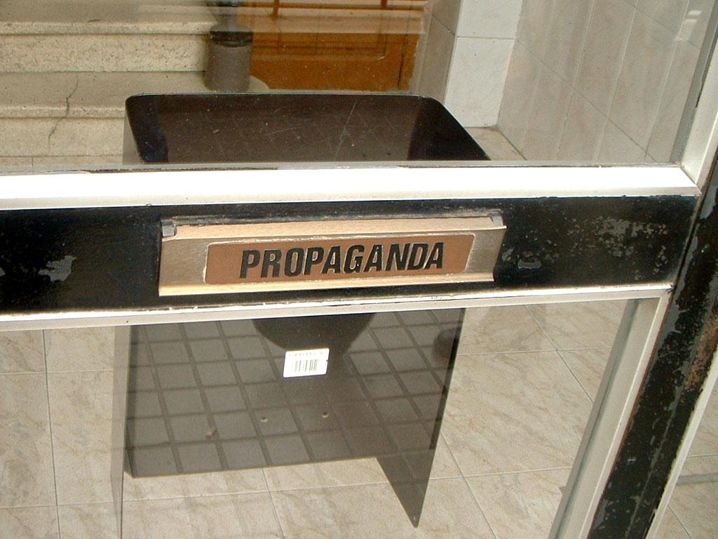 PRopaganda i PR