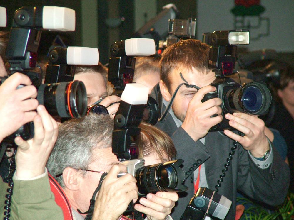 Dziennikarze nie są problemem