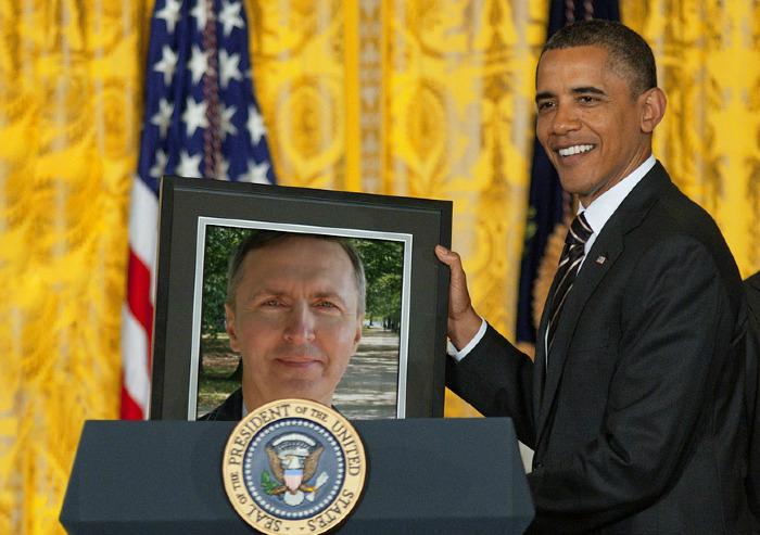 Bogusław Feliszek dla Baracka Obamy