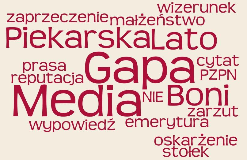 Grzegorz Lato - Media Gapa 2011