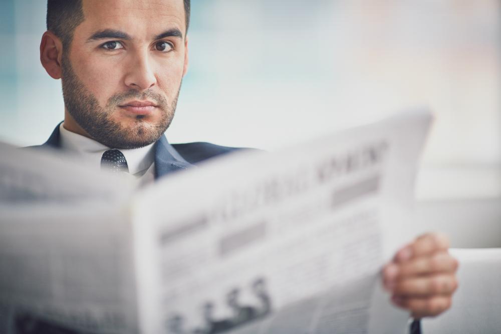 Relacje szefa firmy z mediami